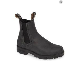 Blundstone Original High Top Boot Rustic Black 7.5